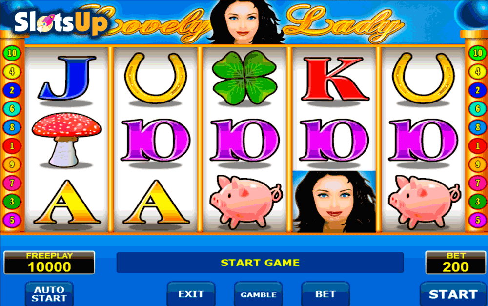 Spiele Lovely Lady - Video Slots Online