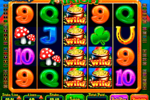 luck o the irish blueprint casino slots 480x320