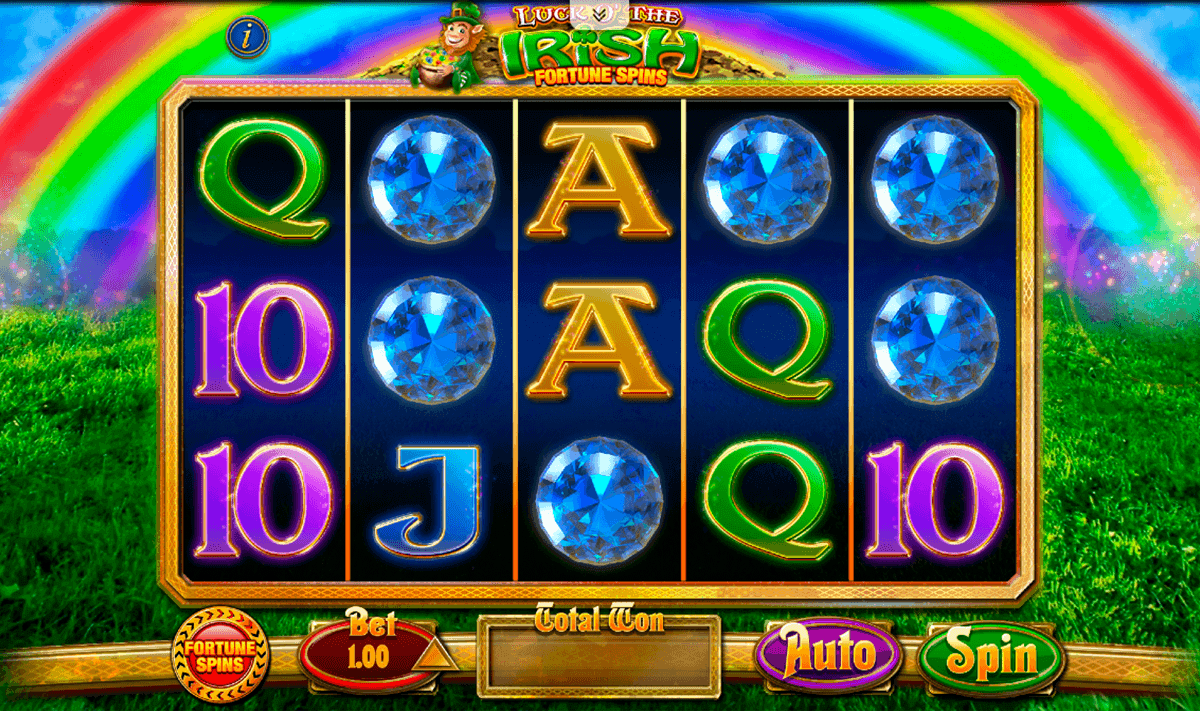 Luck O The Irish Fortune Spins Slot - Try for Free Online