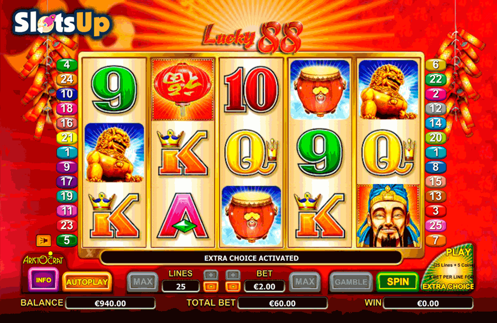 Rosellas Lucky Fortunes Slots - Play Online for Free Now