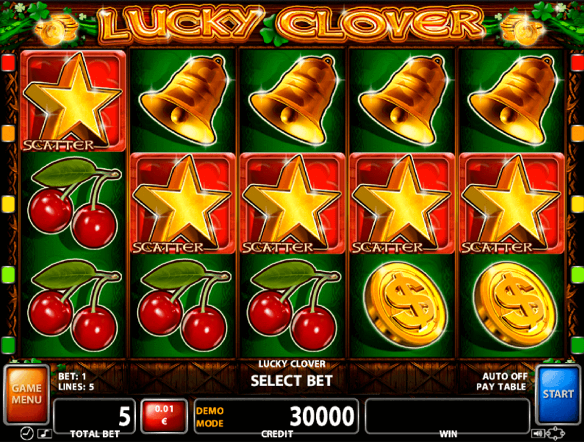 Lucky Clover Slots - Play Online Slot Machines for Free