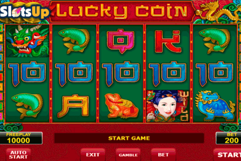 LUCKY COIN AMATIC CASINO SLOTS