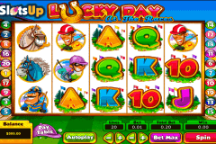 LUCKY DAY AT THE RACES TOPGAME CASINO SLOTS