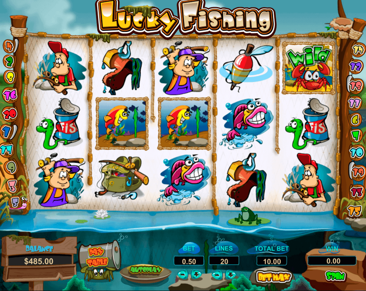 lucky fishing pragmatic