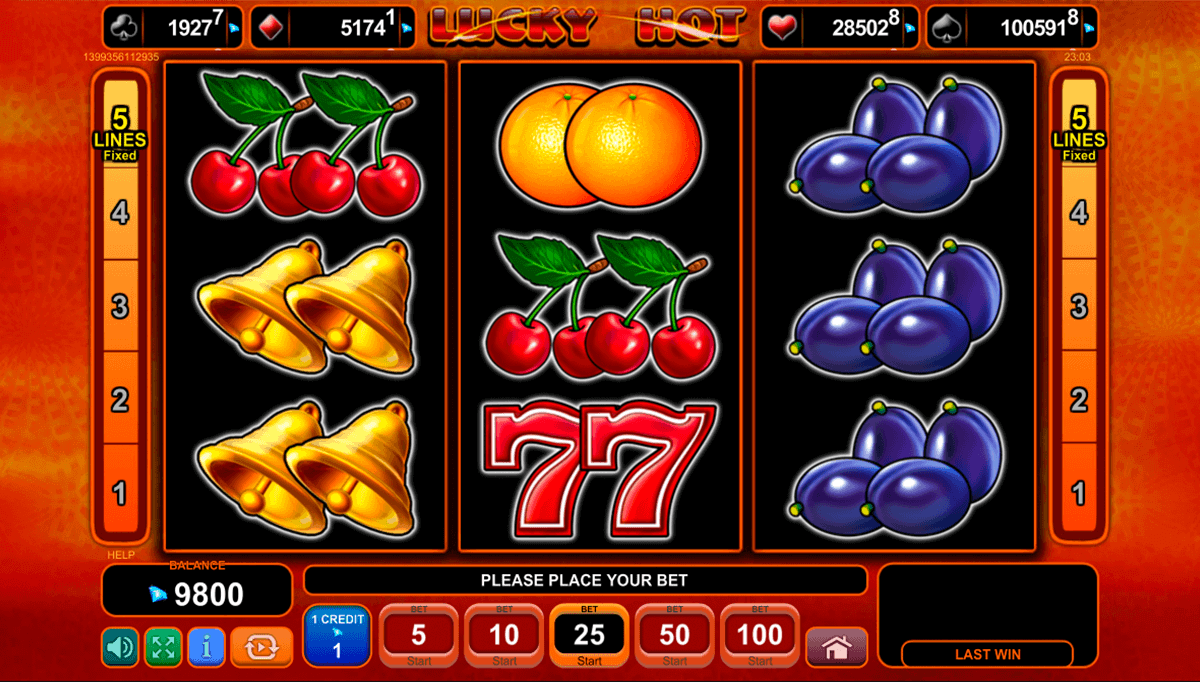 Spiele Lucky Hot - Video Slots Online