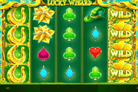 LUCKY WIZARD RED TIGER CASINO SLOTS