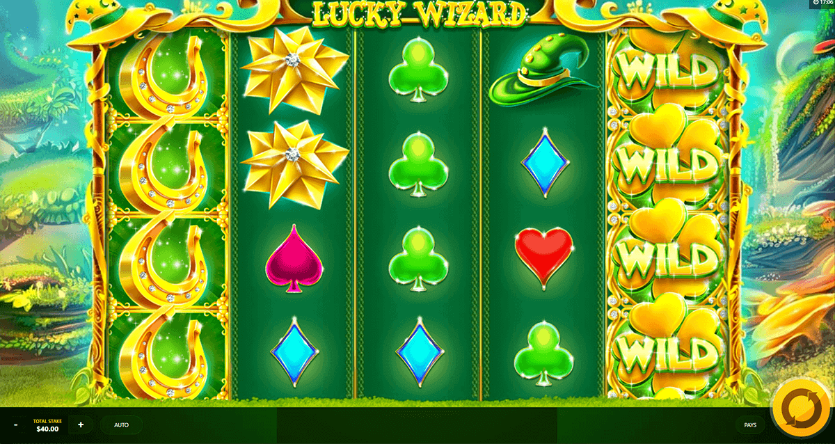 Lucky Wizard Slot - Play Online for Free or Real Money