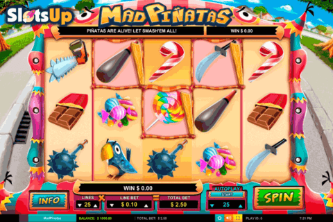 Mad Pinatas Slot Machine Online ᐈ Leander Games™ Casino Slots