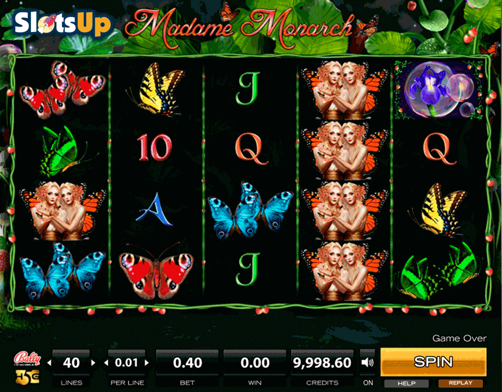 madame monarch high5 casino slots