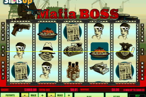 Mafia Boss Slot Machine Online ᐈ B3W™ Casino Slots