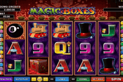 MAGIC BOXES MICROGAMING CASINO SLOTS