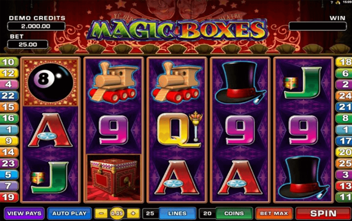 Magic™ Slot Machine Game to Play Free in Playtechs Online Casinos