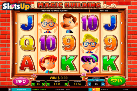 magic building leander casino slots