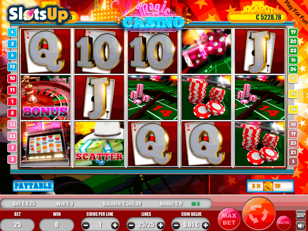 MAGIC CASINO SLOT PORTOMASO CASINO SLOTS