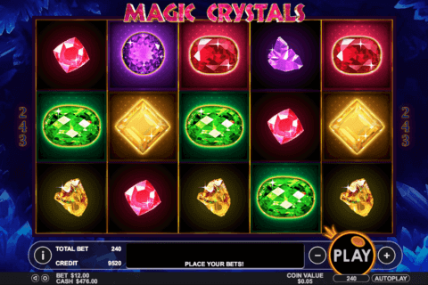 magic crystals pragmatic