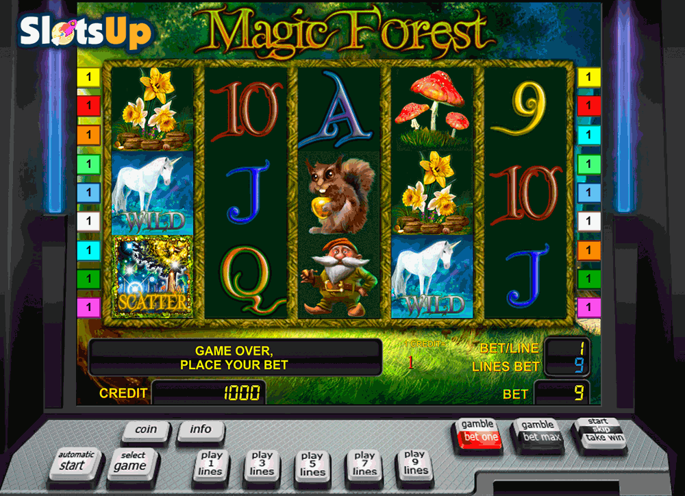 Unicorn Magic Slot Machine Online ᐈ Novomatic™ Casino Slots