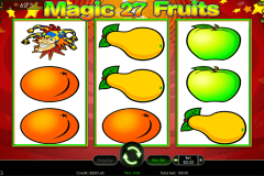magic fruits 27 wazdan