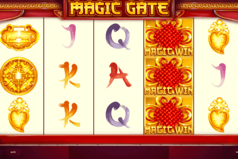 MAGIC GATE RED TIGER CASINO SLOTS