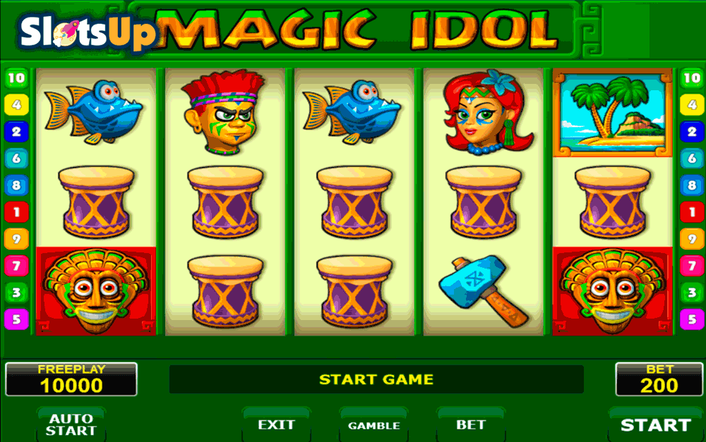 Magic Idol Slots Review & Free Instant Play Casino Game
