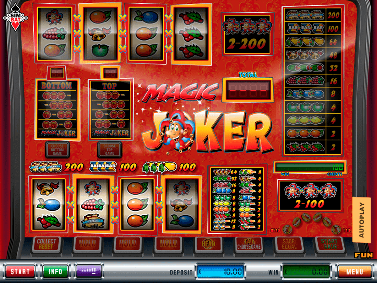 Super Joker Slot Machine Online ᐈ Simbat™ Casino Slots