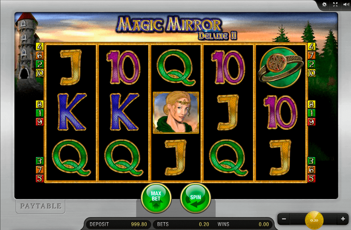 Magic Mirror™ Slot Machine Game to Play Free in Merkurs Online Casinos