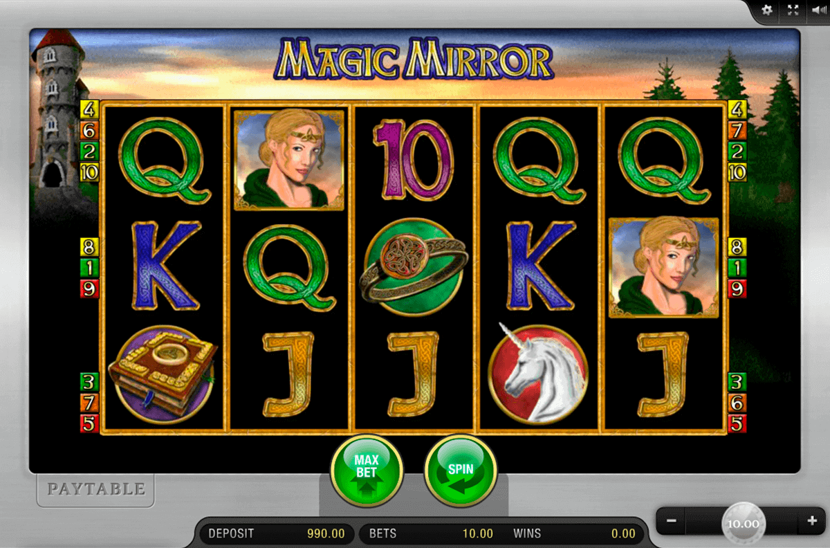MAGIC MIRROR MERKUR CASINO SLOTS