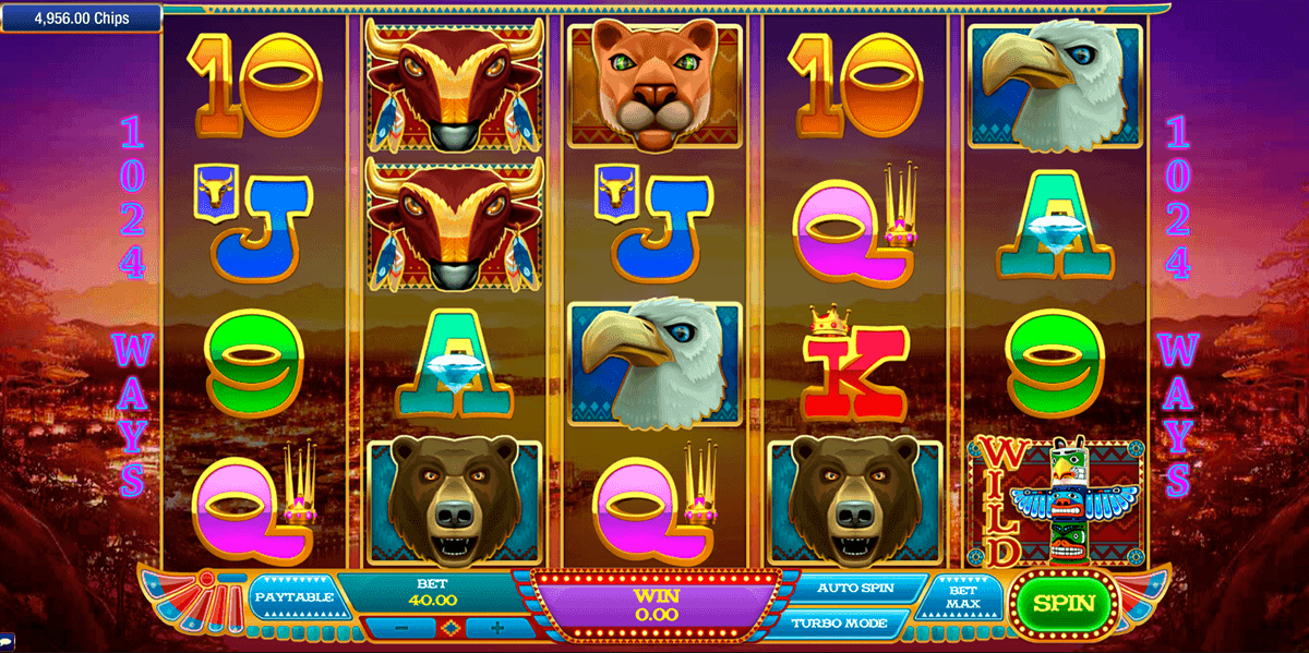 Magic of Oz Slots - Play this GamesOS Casino Game Online