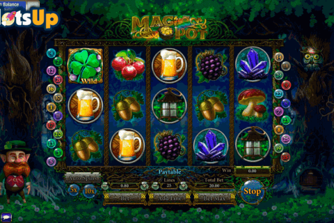 magic pot gamesos casino slots 480x320