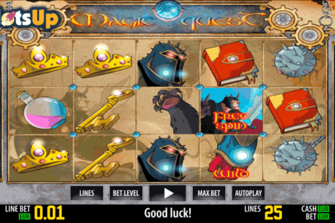 magic quest hd world match casino slots 480x320