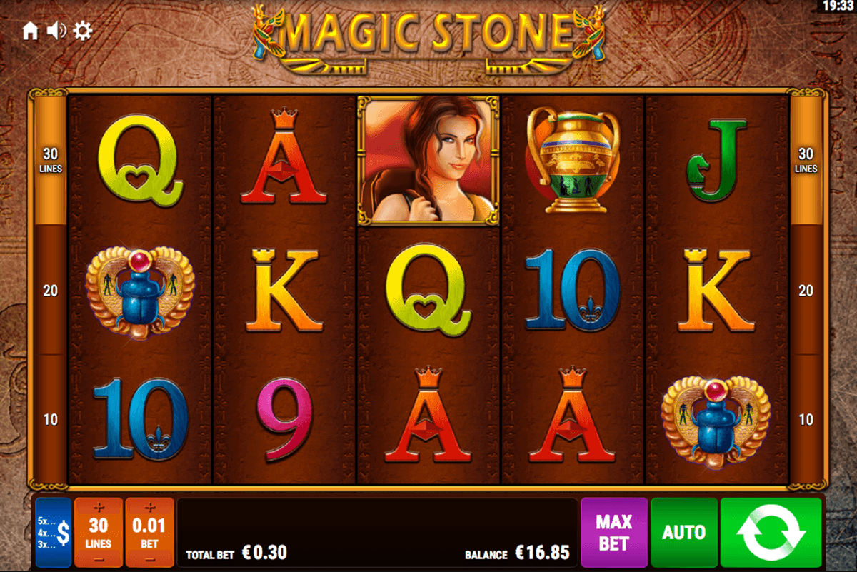 Magic Stone Slots - Play this Bally Wulff Casino Game Online