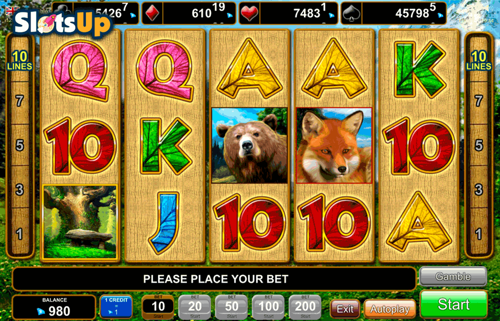 MAJESTIC FOREST EGT CASINO SLOTS