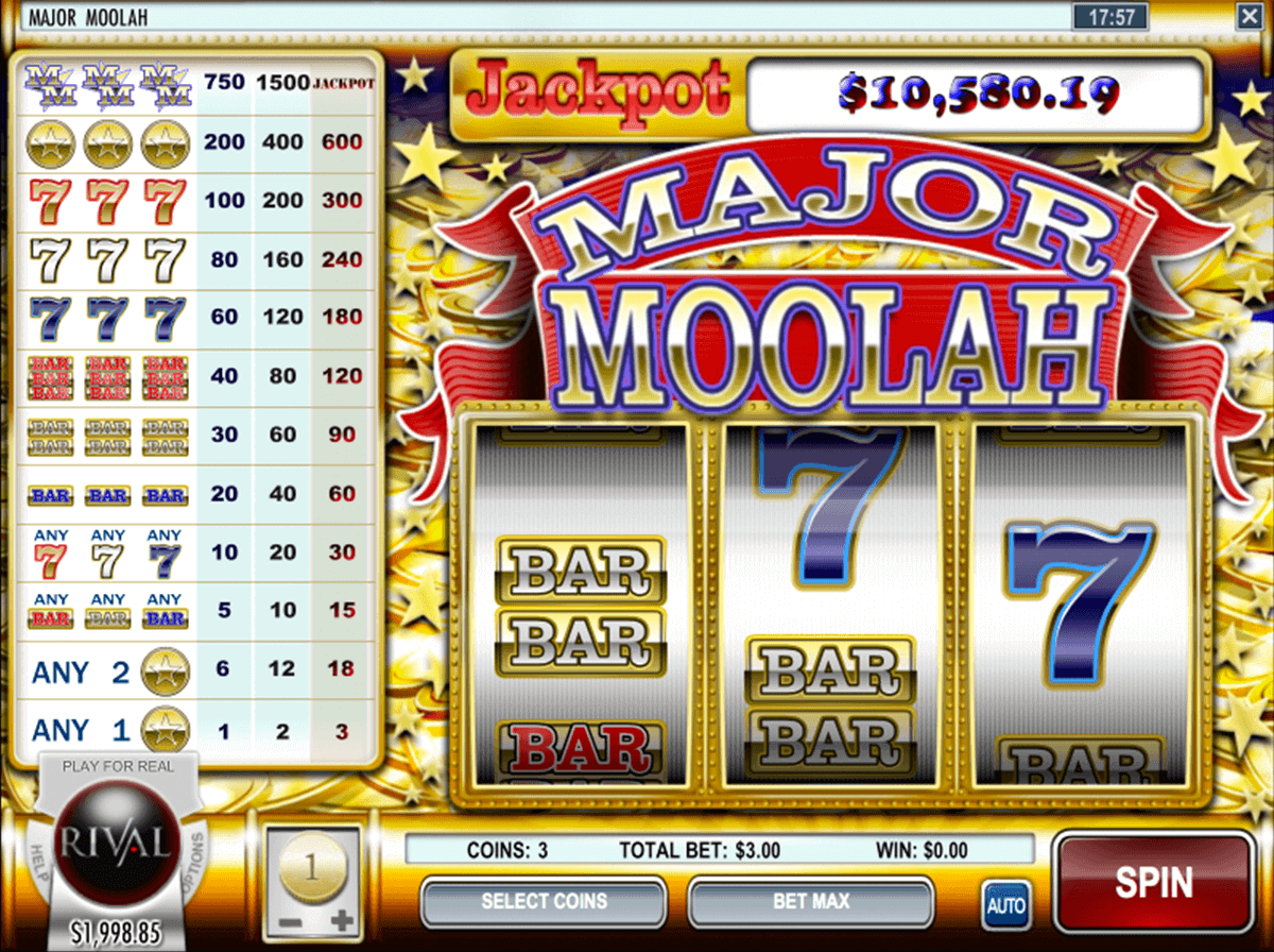 Moonshiners Moolah Slot Machine Online ᐈ Rival™ Casino Slots