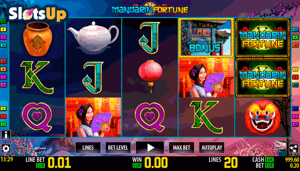 Mandarin Fortune Slot Machine Online ᐈ Leander Games™ Casino Slots