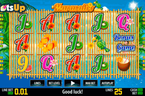 Maracaibo Slot - Play World Match Slots for Free