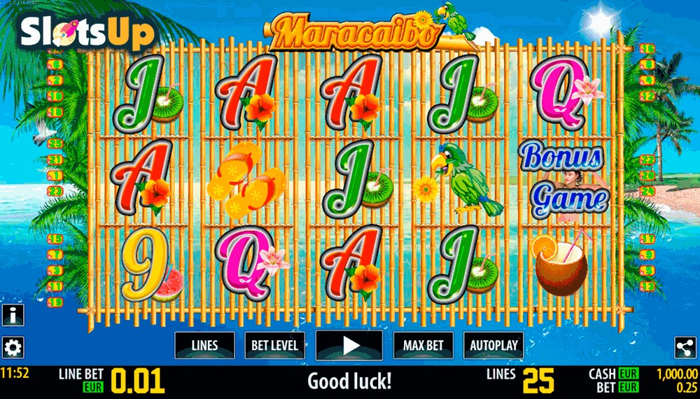 Maracaibo HD Slot Machine Online ᐈ World Match™ Casino Slots