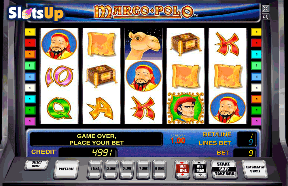 marco polo novomatic casino slots