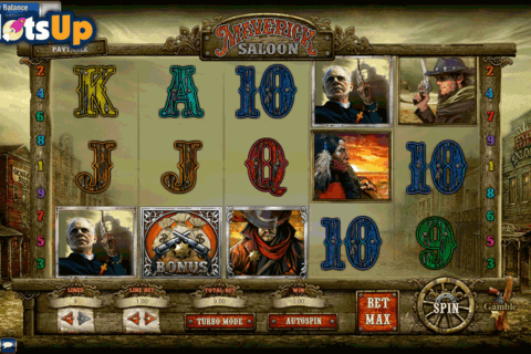 maverick saloon gamesos casino slots