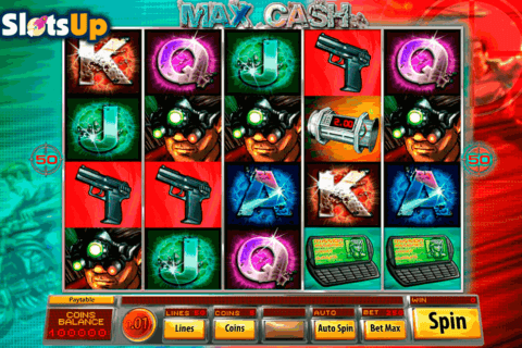 MAX CASH SAUCIFY CASINO SLOTS