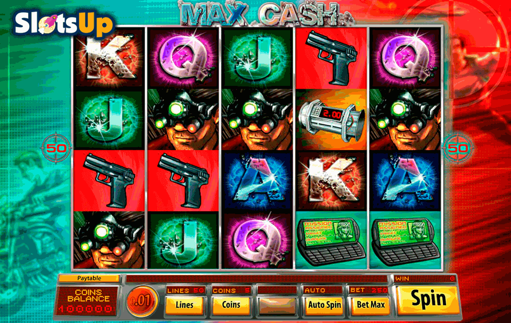 Max Cash Slot Machine Online ᐈ Saucify™ Casino Slots