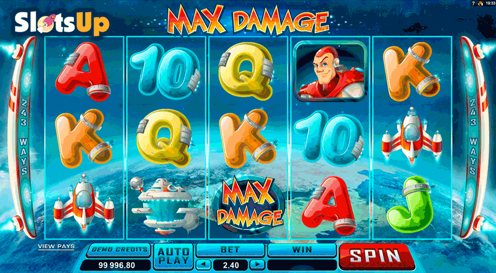 max damage microgaming casino slots