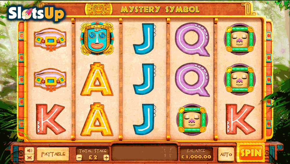 Mayan Mystery™ Slot Machine Game to Play Free in Cayetano Gamings Online Casinos