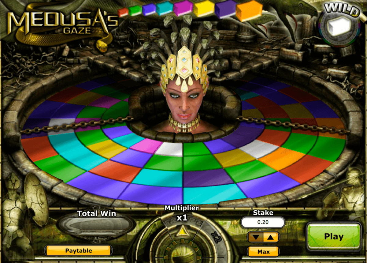 Play Medusas Gaze Slot at Casino.com UK