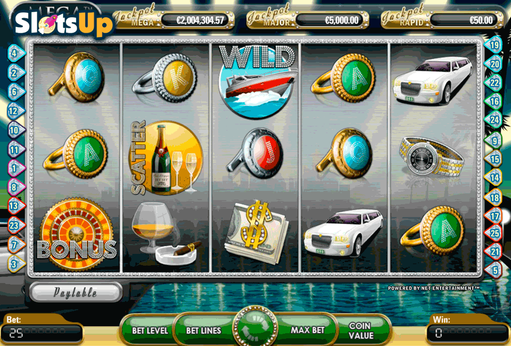 Mega Joker Progressive Jackpot for Real Money - NetEnt Slots
