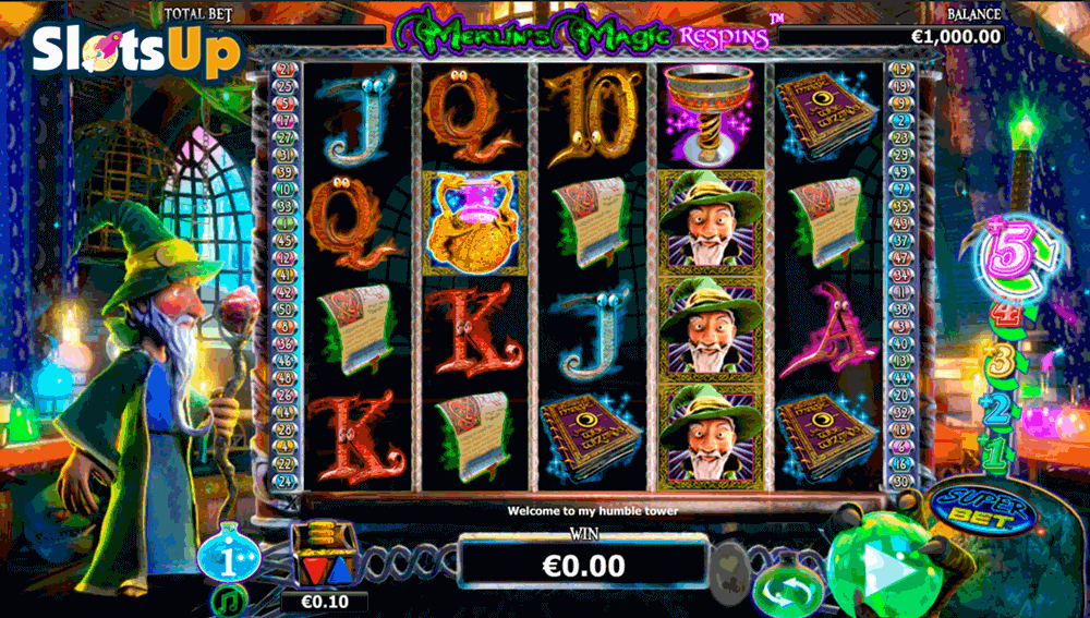 merlins magic respins nextgen gaming casino slots