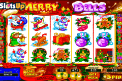 Merry Spinning Slots Review & Free Online Demo Game