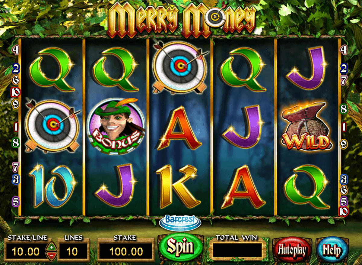 Spiele Merry Money - Video Slots Online