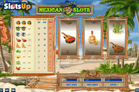 mexican slots gamesos casino slots