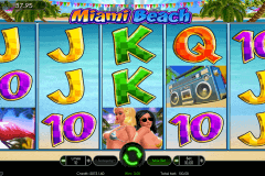 play money beach slots