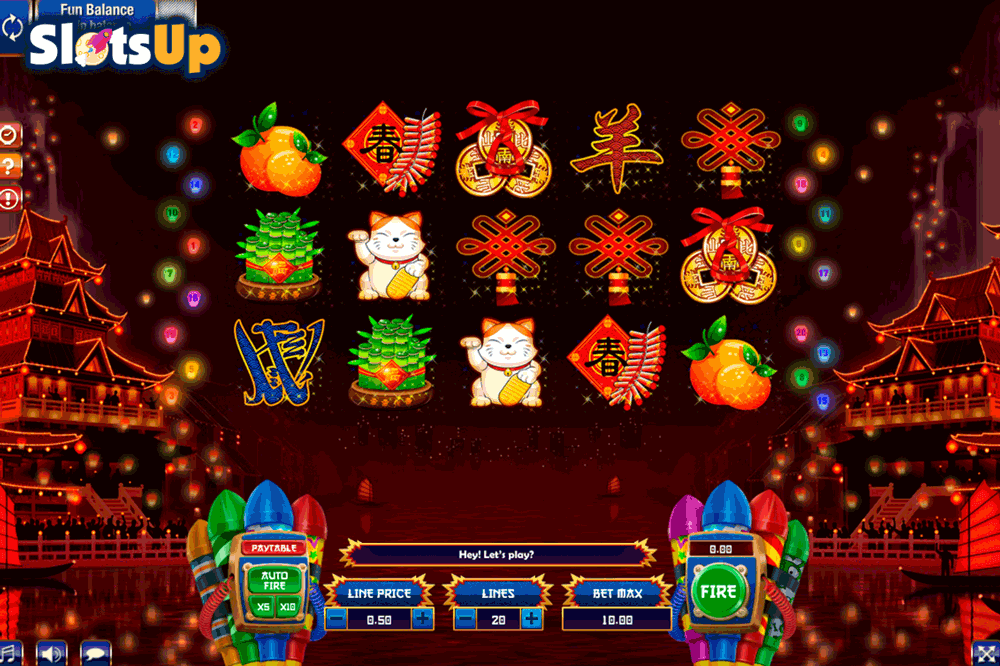 Midnight Lucky Sky Slot Machine Online ᐈ GamesOS™ Casino Slots