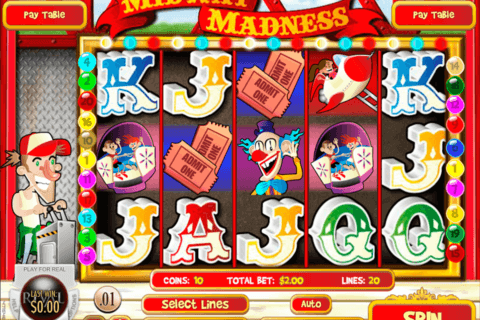 midway madness rival casino slots